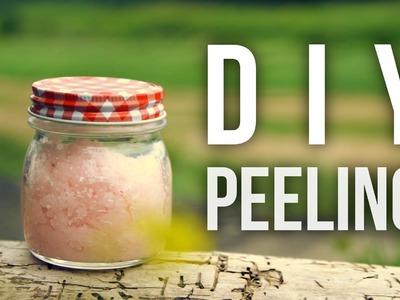 DIY Peeling do ciała - Zrób to sam (Summer body scrub)