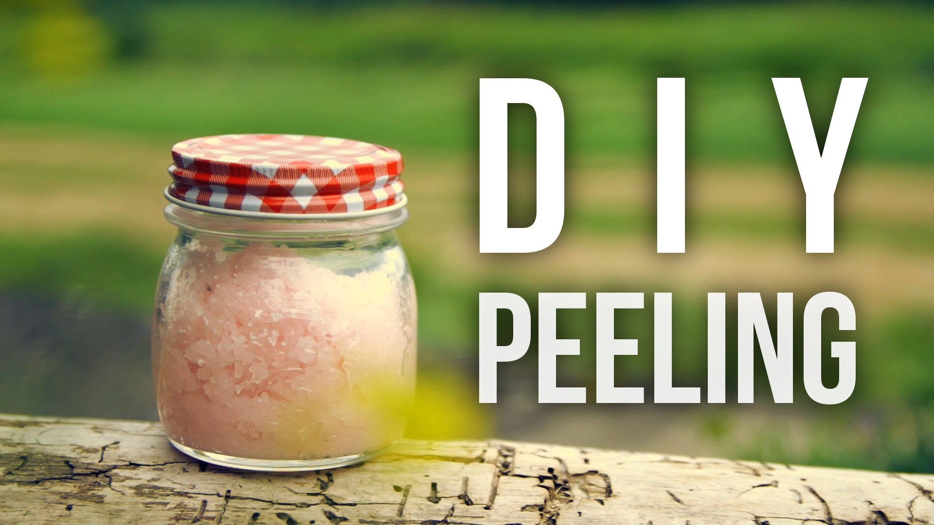 DIY Peeling do ciała - Zrób to sam (Summer body scrub)