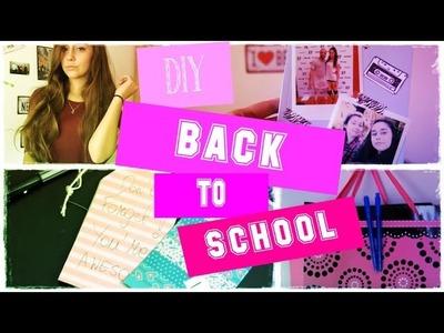 DIY po polsku #12 | Back to school | Część 2 2016 | Yoasia