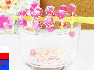 Popin' Cookin' DIY | test | zestaw słodyczy z Japonii, Candy Tree Set