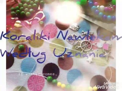 Bransoletka z koralików |DIY|Handmade