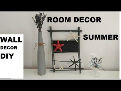 DIY dekoracje na ściane ,room decor Easy & Affordable