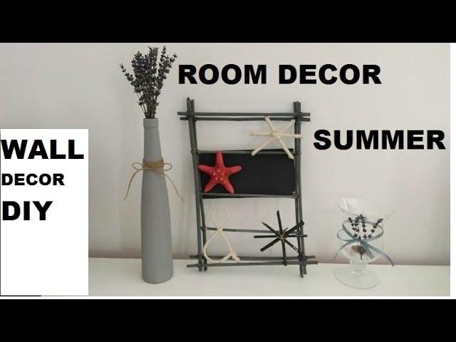 DIY dekoracje na ściane ,room decor Easy & Affordable