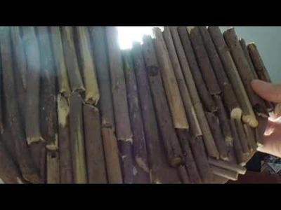 Stroik z drewna DIY