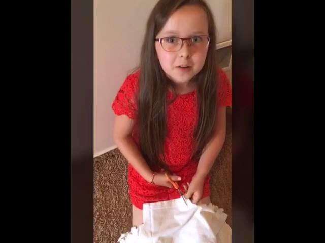 DIY:Jak zrobić torebkę bez szycia