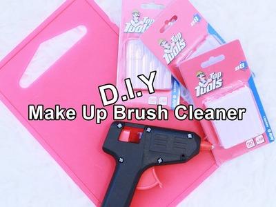DIY Make Up Brush Cleaner. Myjka do czyszczenia pędzli [anna koper]