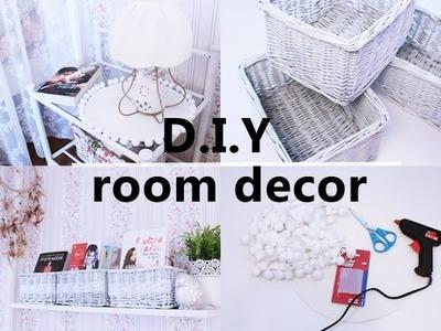 #1 Zmień swój pokój - Dekoracje do pokoju - DIY Room decor! [anna koper]