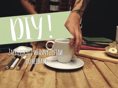 Jak ozdobić kubek do herbaty | WESTWING DIY