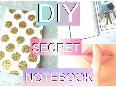 DIY Secret Stash Book | Skrytka w Książce