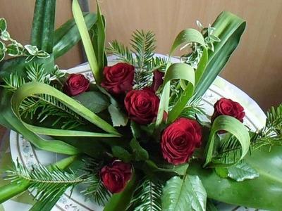 DIY Stroik z różami