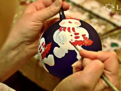 Bombki choinkowe - Bałwanki - Christmas ornaments - Snowmen