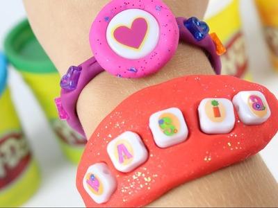 DIY - Wykonaj Bransoletki z Ciastoliny Play-Doh! - Kreatywne Zabawy - Zrób to Sam!