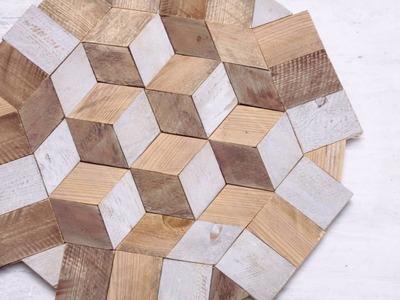 How to Make DIY coffee table. Jak zrobić stolik ze szpuli i skrzynek po owocach? Poklatkowe DIY.