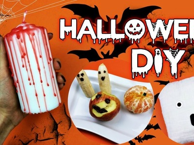 BEST HALLOWEEN DIY! Decor, food & More!