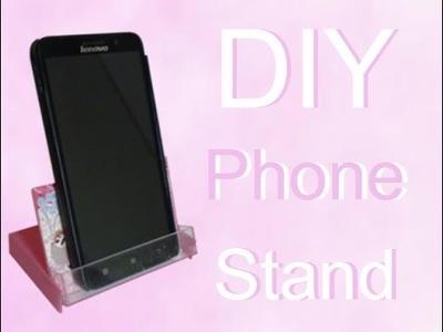 DIY Phone Stand | Podstawka na Telefon