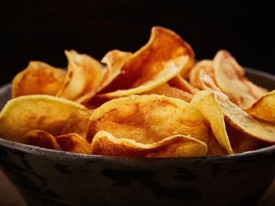 PASCAL W DOMU! Domowe chipsy | Sprawdź odc. 9!