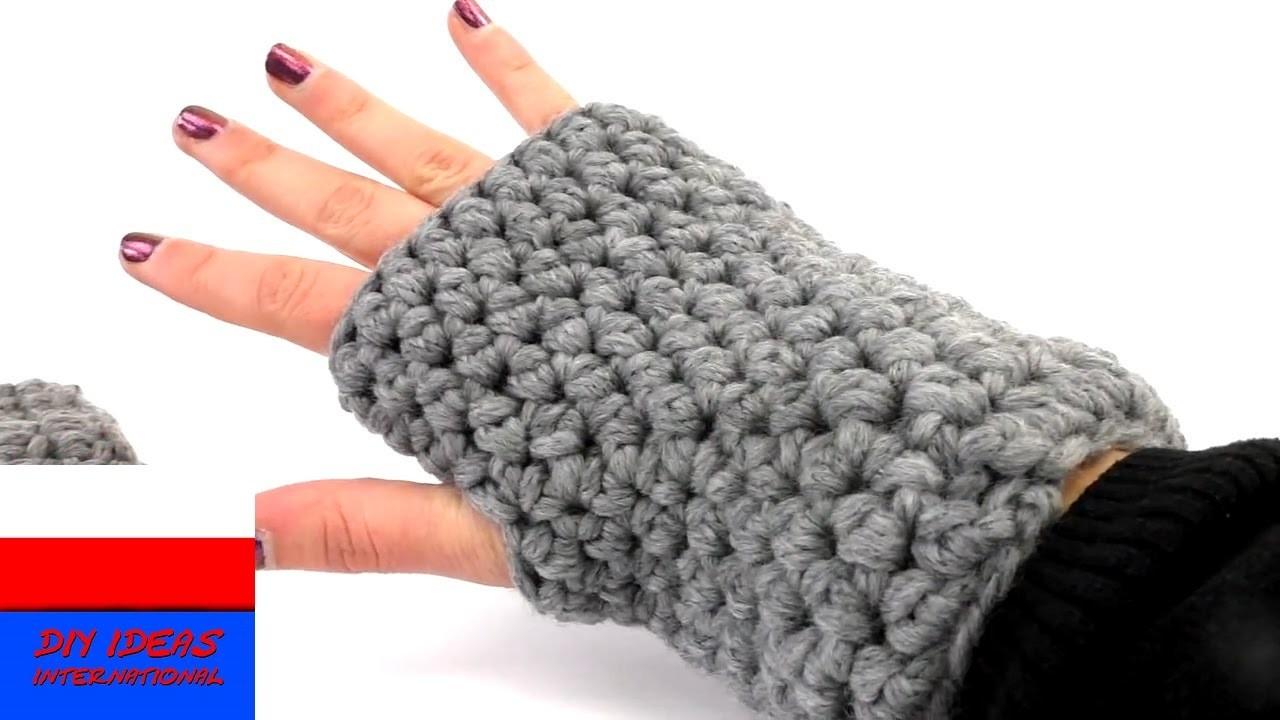 Zrób to sama: rękawiczki bez palców – bardzo proste!