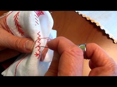 Nauka haftu dla początkujących - folklor portal wiano.eu