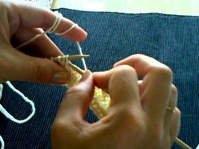 Drutoterapia || Oczka razem na prawo i razem od spodu