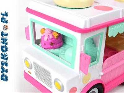 Wykonaj pachnący błyszczyk z autobusem Num Noms!. Lipgloss Truck Craft Kit