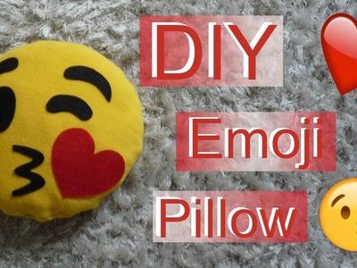 DIY Emoji Pillow | Poduszka Emoji