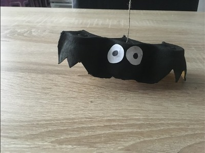DIY I Jak zrobić nietoperza I How to make a Bat