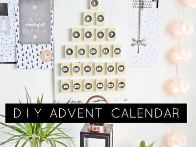 DIY Kalendarz Adwentowy | DIY Adwent Calendar | Cleo-inspire