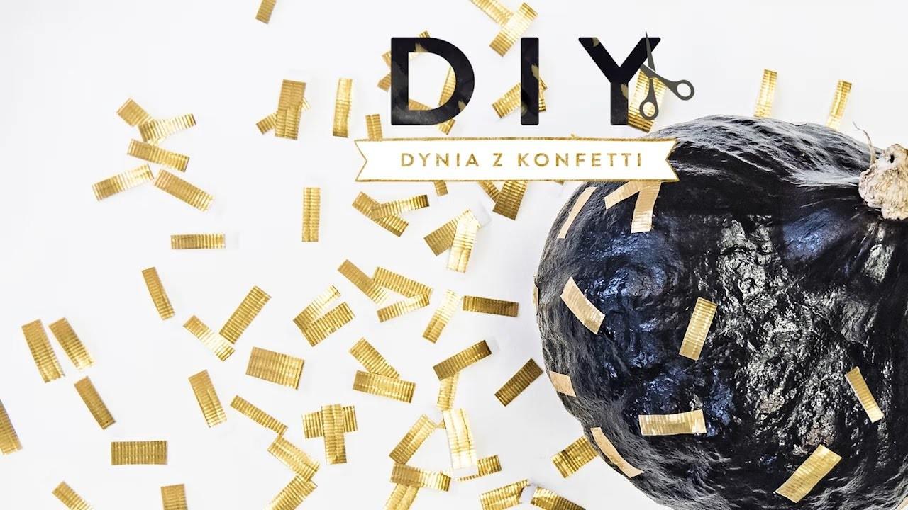 Dynia z konfetti | WESTWING DIY