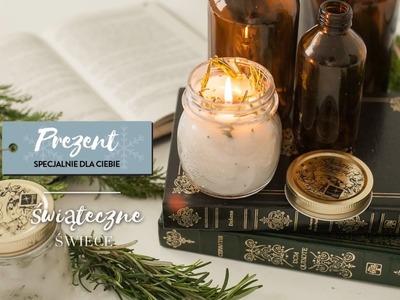 Świąteczne świece zapachowe | WESTWING DIY