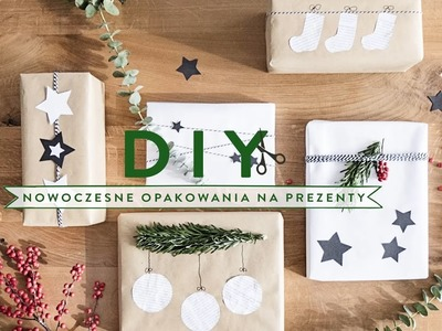 Nowoczesne opakowania prezentów | WESTWING DIY