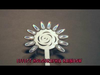 MULTIHOLOGRAPHIX - RAINBOW EFFECT  AlleBeauty