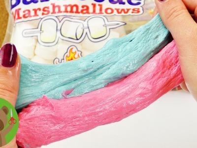 Jadalna ciastolina dla dzieci | DIY masa z Marshmallow | naturalna alternatywa dla Play-Doh