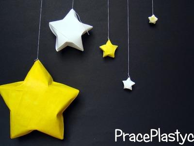 Jak zrobić gwiazdki na choinkę?