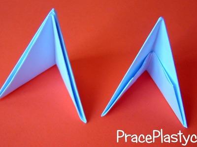 Jak zrobić moduł origami? - dwie wersje