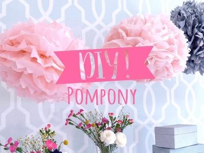 Ozdoby z bibuły: eleganckie pompony | WESTWING DIY
