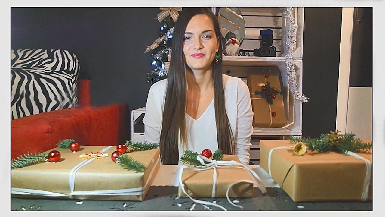 DIY: Prosty i tani sposób na pakowanie prezentów ! Tutorial