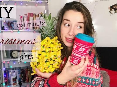 DIY Last Minute Christmas Gifts | Sylwia Lipka