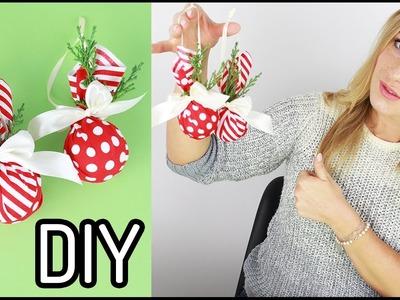 DIY Ozdoby świąteczne: Jak zrobić bombki choinkowe | Poradnik HOWTO Domodi TV