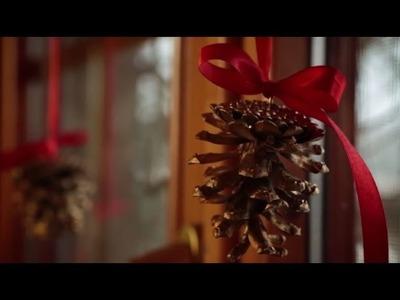 Domowe ozdoby świąteczne cz.1 | Ula Pedantula #29