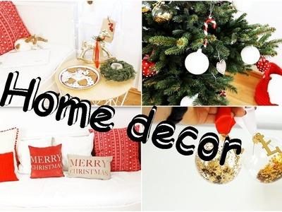 Dekoracje świąteczne- home decor