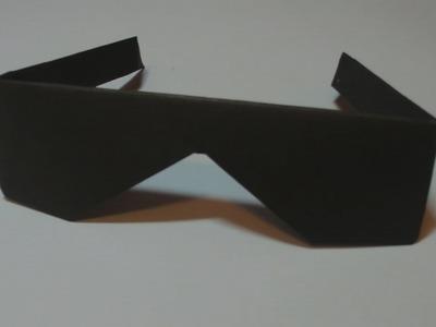 Okulary - Origami #10 (Sunglasses)