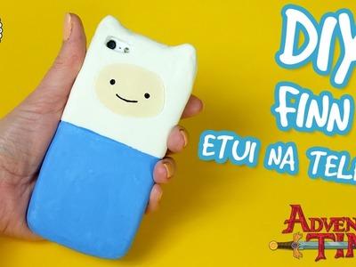♡ DIY ♡ Etui. case na telefon PORA NA PRZYGODĘ! Jak zrobić silikonowe etui z FINNEM