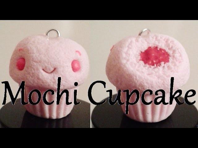 Mochi Cupcake Polymer Clay Tutorial