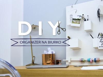 Organizer na biurko | WESTWING DIY