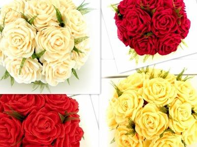 Róże z krepiny cz.2 (Paper roses - part II )