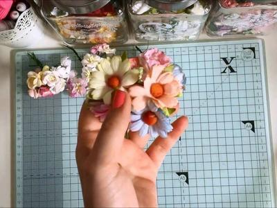 Co ja narobiłam!: Zestaw startowy z kwiatkami Wild Orchid Craft