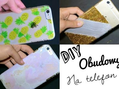 DIY OBUDOWY NA TELEFON | DIY Iphone Cases
