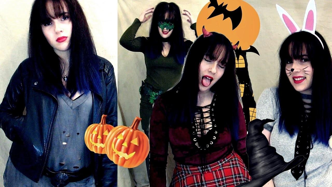 Kostiumy na Halloween DIY  na ostatnia chwile x FASHION NOVA