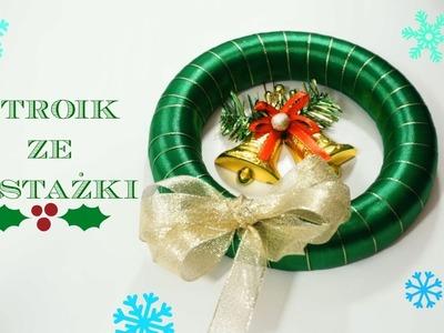 DIY Stroik ze wstążki | DzienBezKawyTV
