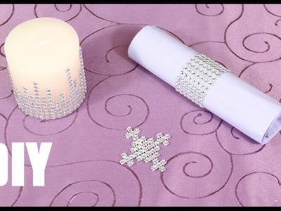 ☆ DIY: Taśma z cyrkoniami 3 pomysły jak ją wykorzystać ☆